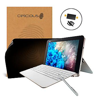 Celicious Privacy 2-weg Antispion filteren Screen Protector Film compatibel met de ASUS Transformer Mini T103HAF
