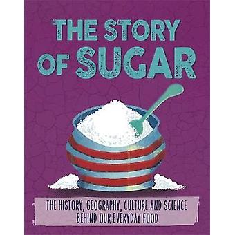 Historien om mad - sukker af Alex Woolf - 9781526300041 bog