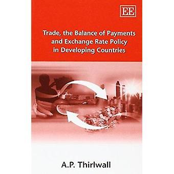 Handel - de betalingsbalans en wisselkoersbeleid in Developin