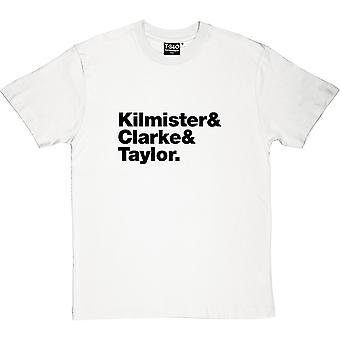 Motorhead Line-Up Herren T-Shirt
