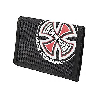 Independent Black Truck Co Trifold Wallet
