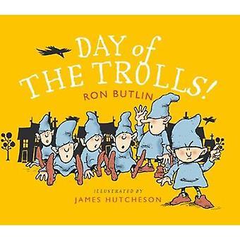 Journée des Trolls par James Hutcheson - livre 9781780274614