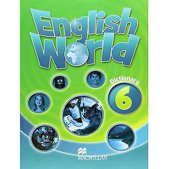 Inglese mondo 6: dizionario