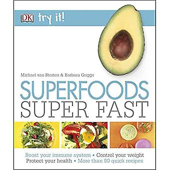 Prova det! Superfoods Super snabb