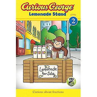 Curious George Lemonade Stand (Cgtv Reader)