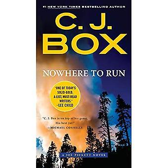 Nowhere to Run (Joe Pickett Novel)