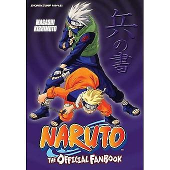 Naruto: Die offizielle Fanbook (Shonen Jump Profile) [illustriert]