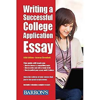 Écrire un essai d'Application réussie de collège