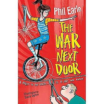 A Storey Street novel: The War Next Door - A Storey Street novel