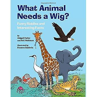What Animal Needs a Wig?: Funny Riddles and Interesting Facts