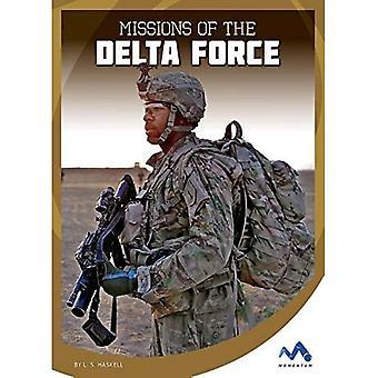 Missioni della Delta Force (forze speciali militari in azione)