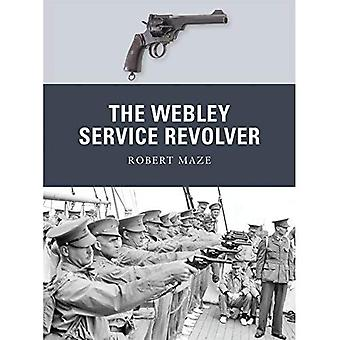 The Webley Service Revolver (Weapon)