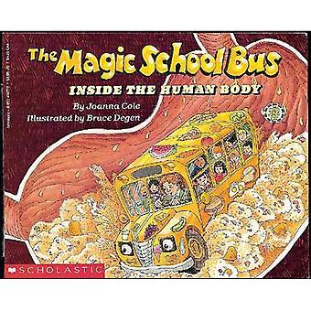 Inside the Human Body (Magic School Bus (Pb))