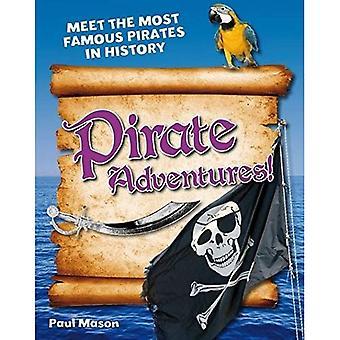 Pirat äventyr!: ålder 5-6, ovanför genomsnittliga läsare