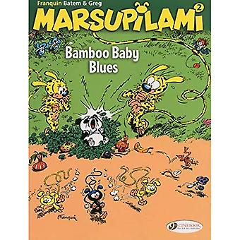 Bamboo Baby Blues (Marsupilami)