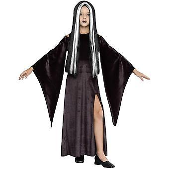 Goth Vampiress Child Costume