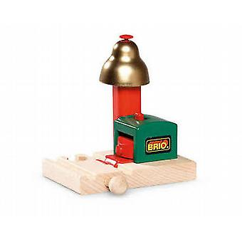 BRIO 'Magnetic Action' Bell Signal