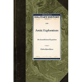 Explorations arctiques par Elisha Kent Kane
