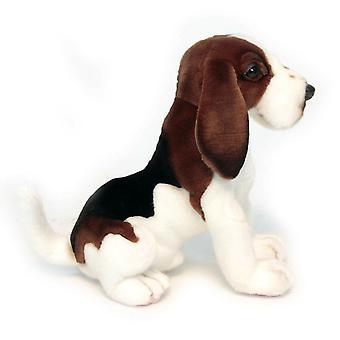 Hansa-Beagle Plüsch (26cm H)