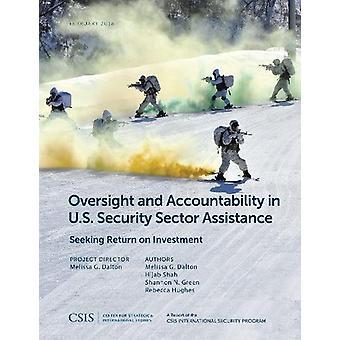 Supervision et responsabilisation en aide au secteur sécurité US - chercher