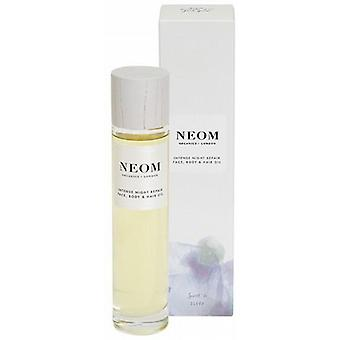 Neom intensive Night Repair Gesicht Körper & Haaröl
