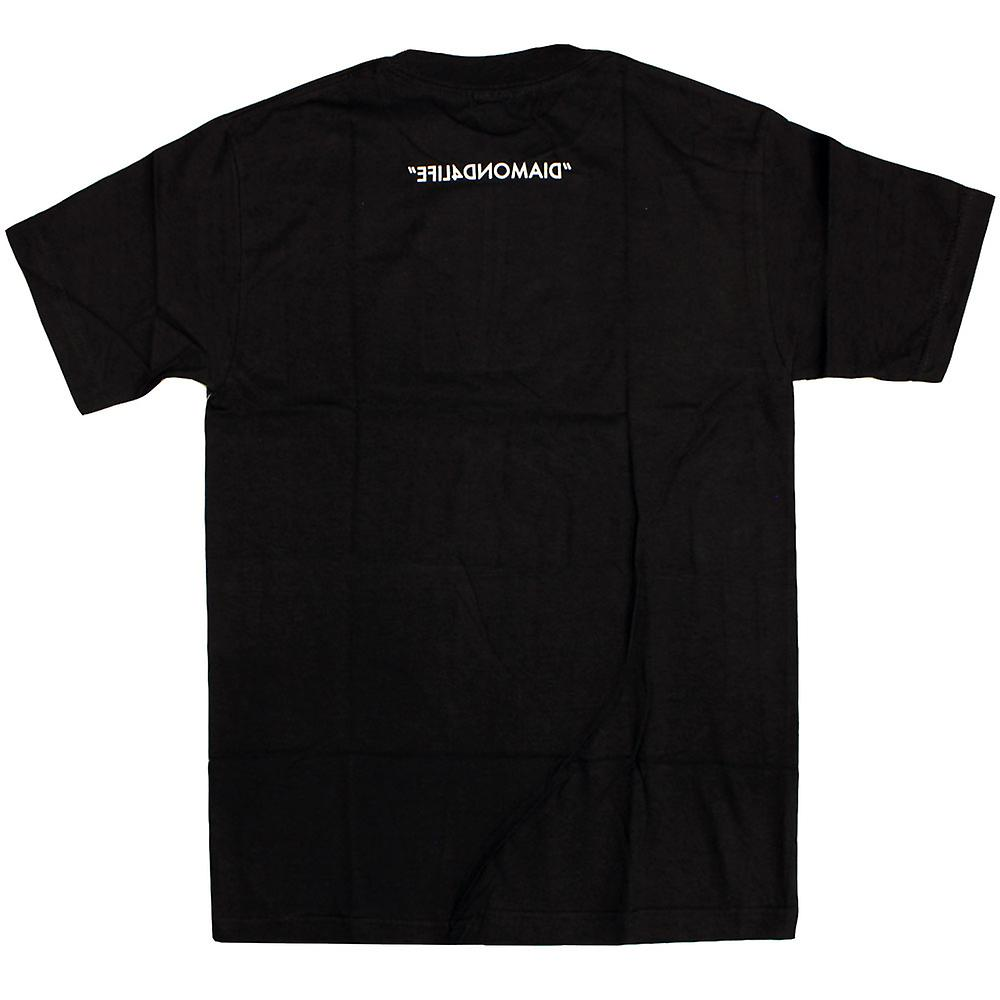 Diamond Supply Co Diamond 4 Life T-shirt Black