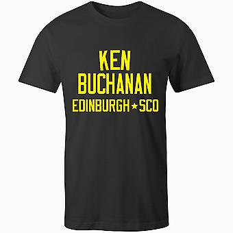 Ken Buchanan boksen legende T-shirt