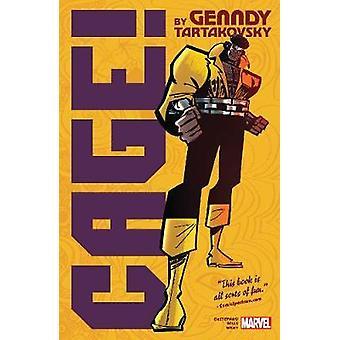 Cage by Genndy Tartakovsky - 9780785127864 Book