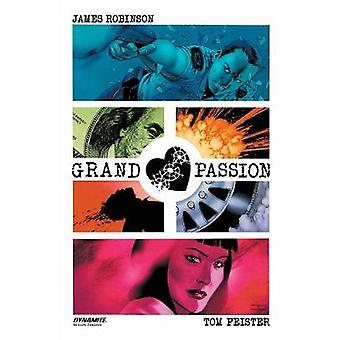 Grand Passion by James Robinson - 9781524103910 Book