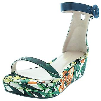 Stuart Weitzman Womens Capri Open Toe Casual Ankle Strap Sandals