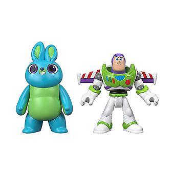 Disney Pixar Toy Story 4 Imaginext: Buzz Lightyear und Bunny