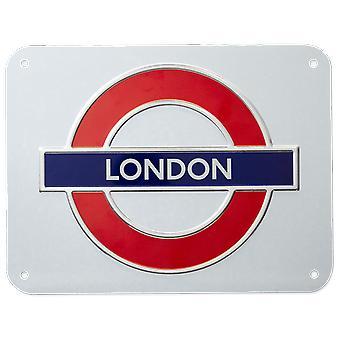 Tfl™3105 licensed london roundel™ metal sign large