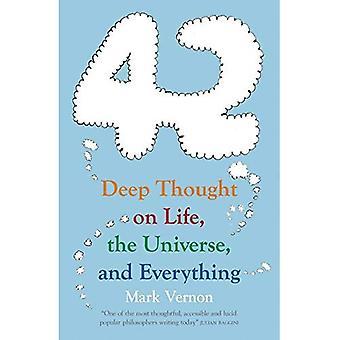 42: une réflexion profonde sur la vie, l'univers et tout