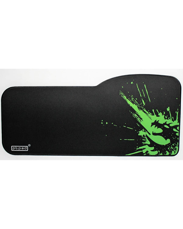 XXL green dragon E-sport keyboard musmatta, storlek: 73 cm x 33/28 cm