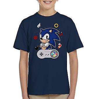Hefboom Sonic Kid ' s T-shirt