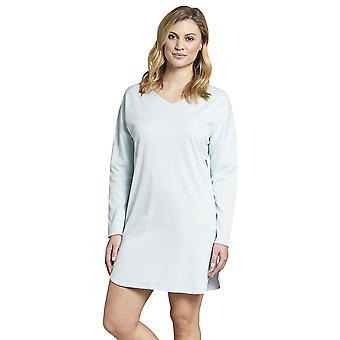 Rosch 1193653-12604 Femmes-apos;s Smart Casual Glacier Blue Cotton Nightdress