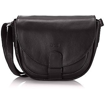 Bree Collection - Black women's strap bag (black 630) 29 x 20 x 12 cm