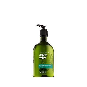 Bath & Body Works Aromatherapy Original Eucalyptus Spearmint Stress Relief Hand Soap 8 oz / 236 ml