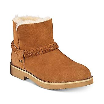 Style & Co. KAII Cold-Weather Ankle Bootie Chestnut 9M