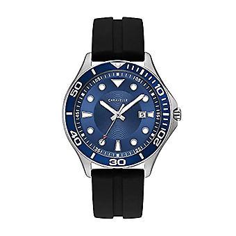 Caravelle New York Clock Man Ref. 43B155
