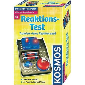 Science kit Kosmos Reaktions-Test 657260 8 years and over