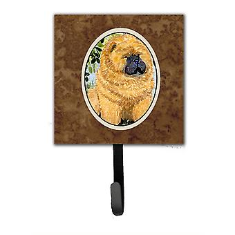 Chow Chow Leash Holder or Key Hook