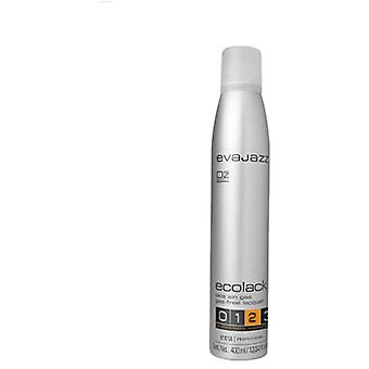 Eva Strong Ecolack Evajazz 400 Ml (Woman , Hair Care , Hairstyling , Hairspray)