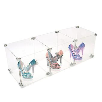 Acryl Display Containers - 3 kubussen