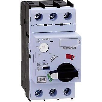 Overload relay adjustable 1 A WEG MPW40-3-U001 1 pc(s)