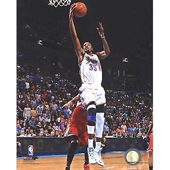 Kevin Durant 2012-13 actie sport foto
