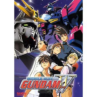 New Mobile Report Gundam Wing Movie Poster (11 x 17)