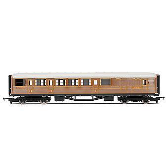 Hornby RailRoad LNER Teak rem
