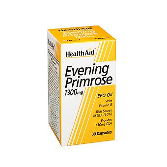 Health Aid Evening Primrose Oil 1300mg, 30 Capsules