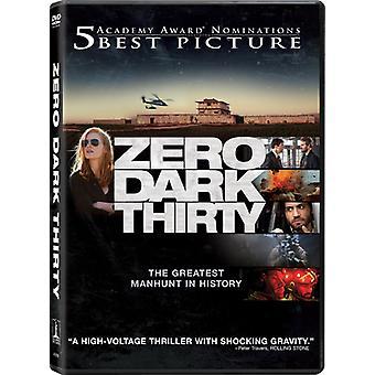 Zero Dark Thirty [DVD] USA import